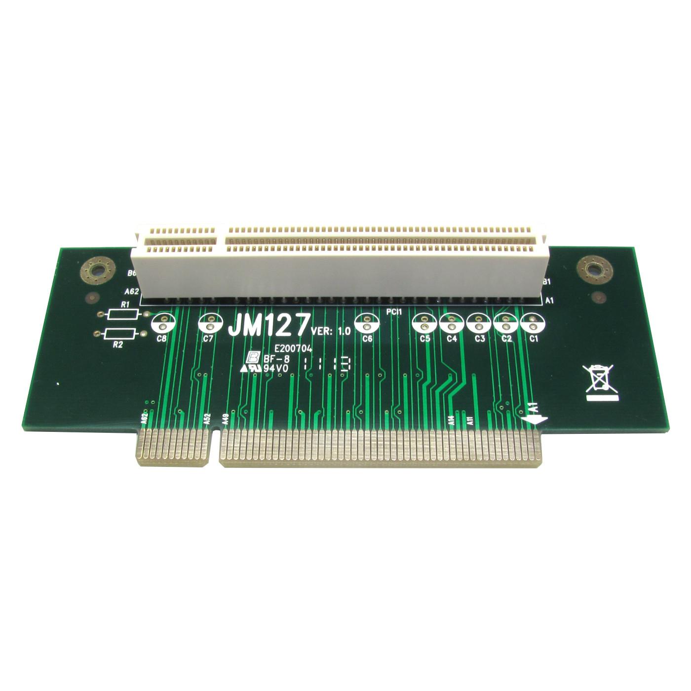 Riser Card JM-127  1-1 PCI pro EM-141,153,111,121