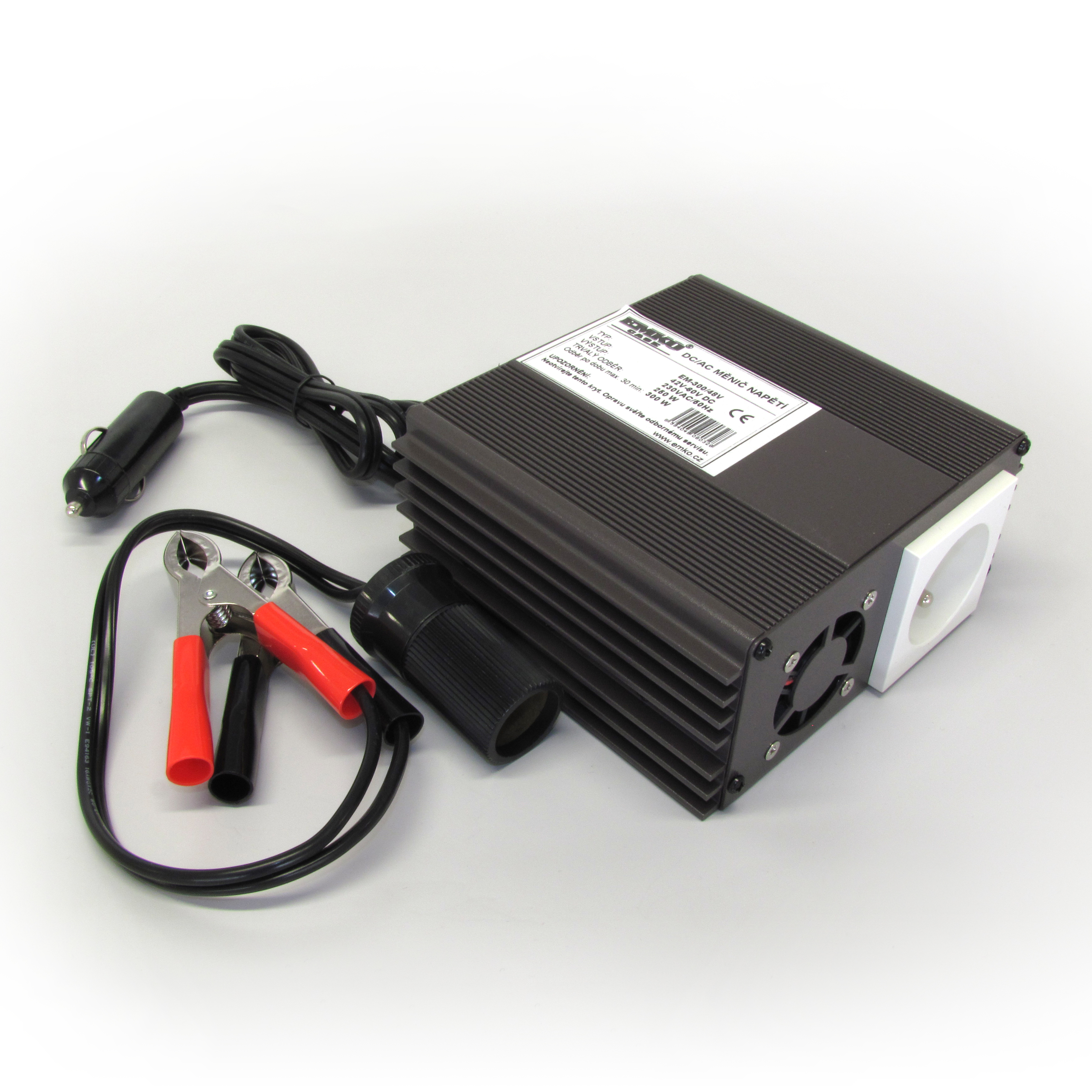 converter EM-300/12V