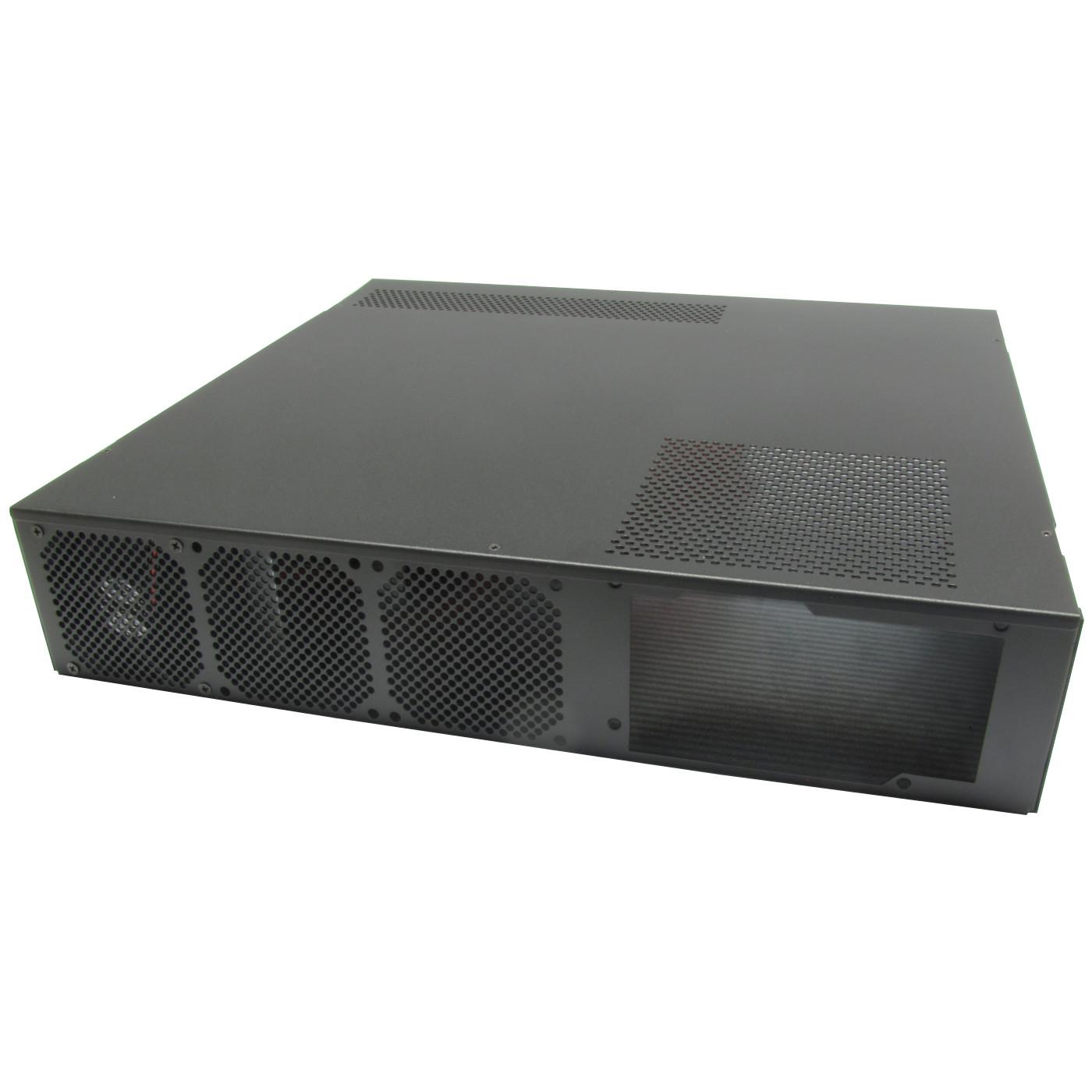 EM-165L/without PSU (2x 5.25