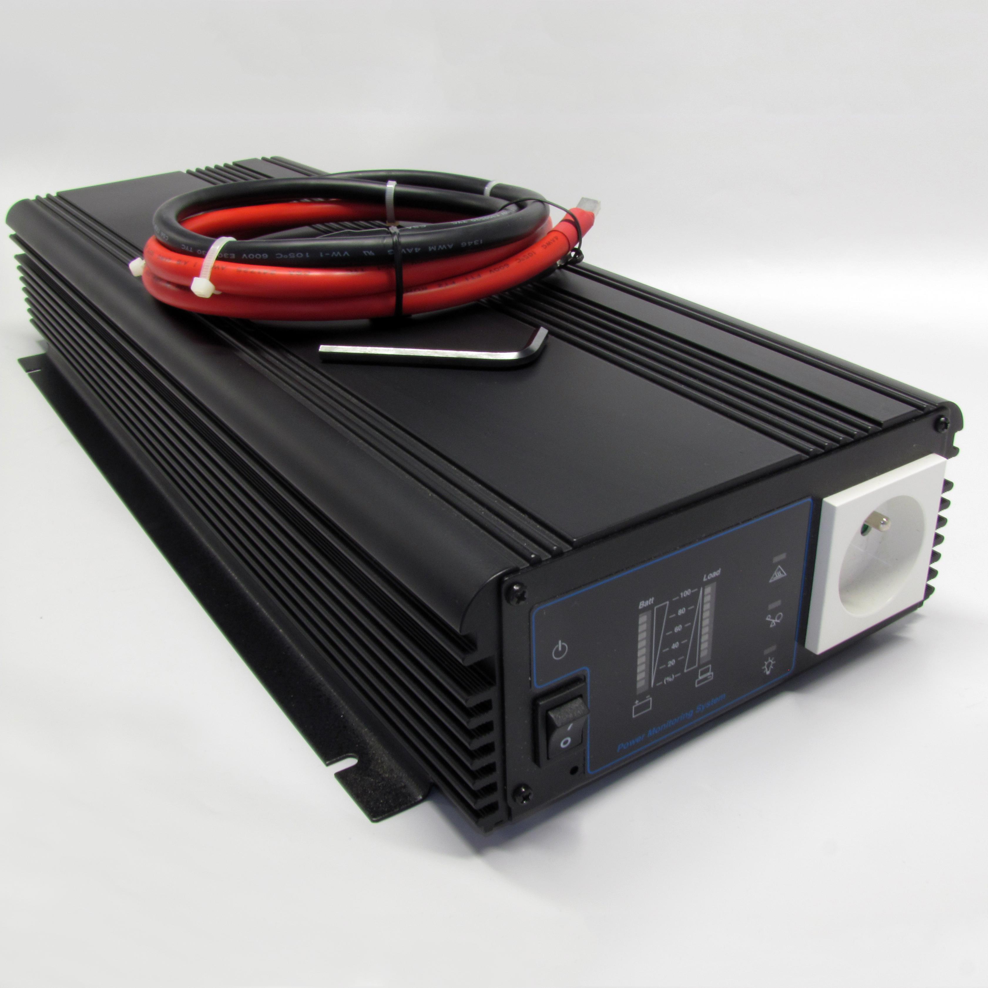 měnič EM-1600/12V