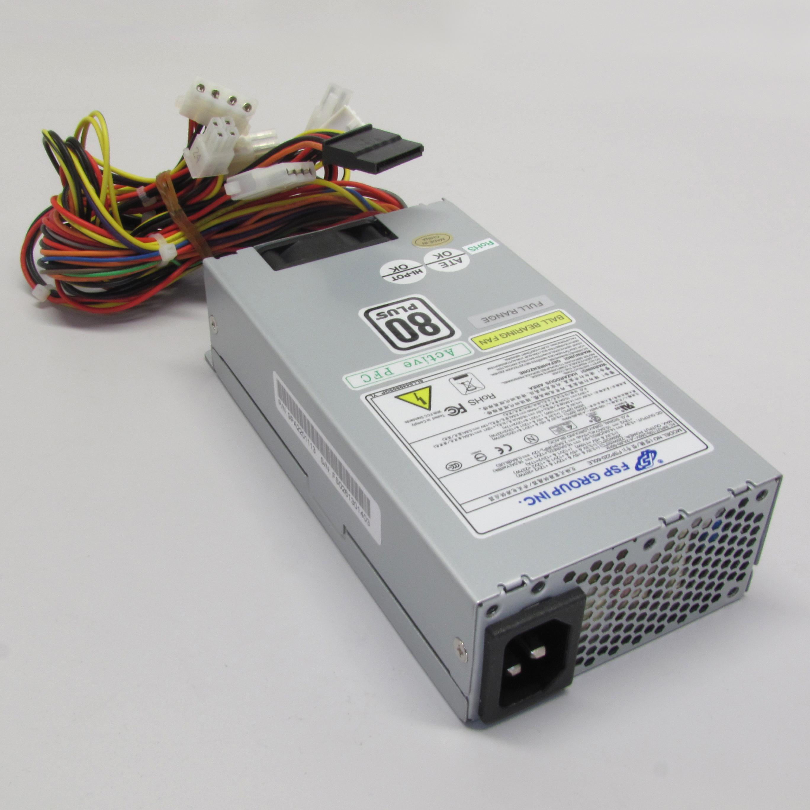 zdroj FSP220-60LE 1U AC/DC vstup 230V AC 220W