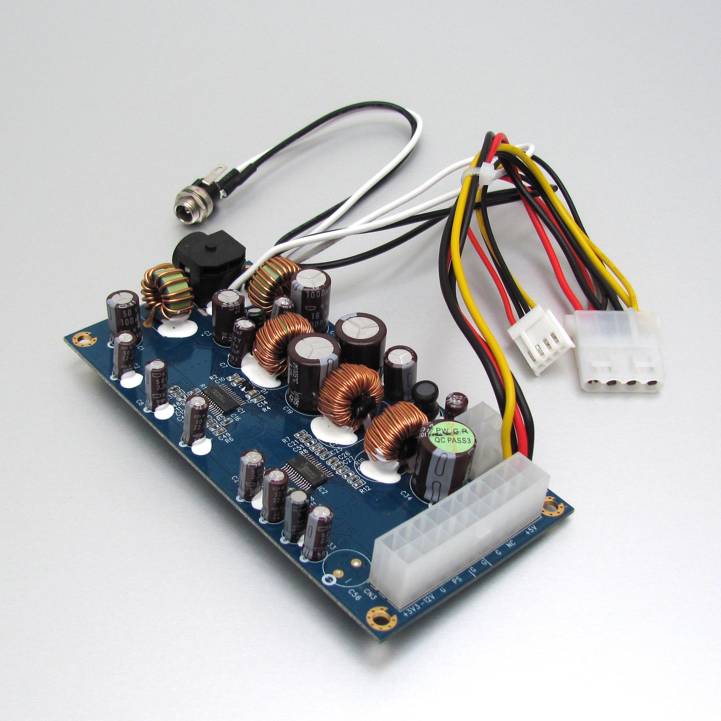 zdroj EM-120FLS-DD vstup 18-28VDC 120W