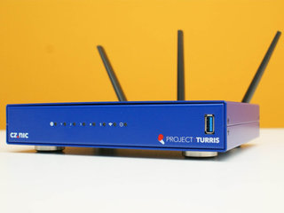 CZ.NIC wifi router