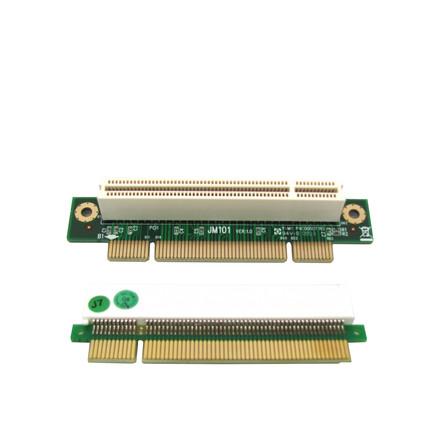 Riser Card JM-101 1-1 PCI for EM-161 1U