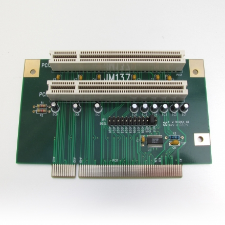 Riser Card JM-137A 1-2 PCI pro EM-142