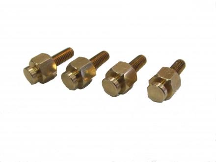 brass column M4 for VESA