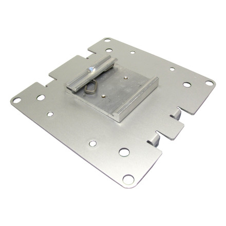 DIN rail holder for EM-Raspberry